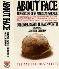 About Face by David Hackworth