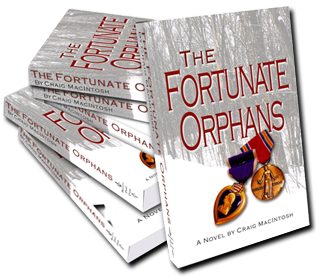The Fortunate Orphans Book